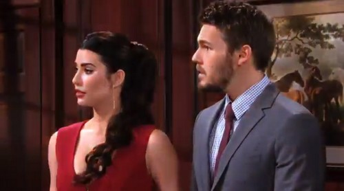 'The Bold and the Beautiful' (B&B) Spoilers: Steffy Sets Fire To Future by Firing Ivy - Wyatt Recruits Bill for Revenge