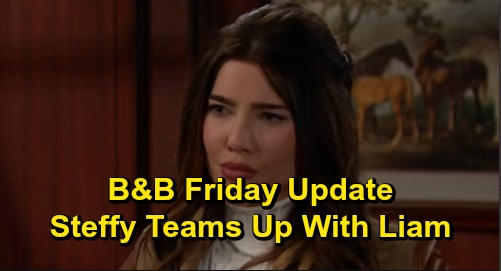 The Bold and the Beautiful Spoilers: Friday, December 13 Update – Steffy Joins Liam's Fight to Uncover Thomas Truth – Shauna Under Pressure