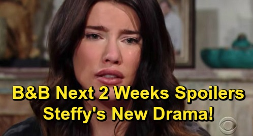 The Bold and the Beautiful Spoilers Next 2 Weeks: Steffy's Next Round of Drama – Desperate Kidney Hunt for Katie – Thomas Seeks an Ally