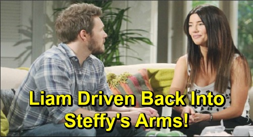 The Bold and the Beautiful Spoilers: Liam Driven Away from Hope and Back Into Steffy's Arms – Thomas Achieves Twisted Victory?
