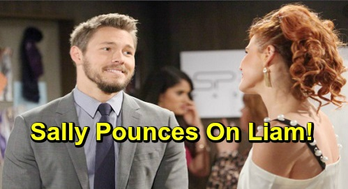 The Bold and the Beautiful Spoilers: Liam Alienates Hope and Steffy – Sally Pounces as True Desires Come Out, Pushes Wyatt to Flo?