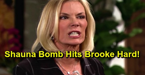 The Bold and the Beautiful Spoilers: Thomas' Cliff Fall Revenge, Shauna Bomb Hits Brooke Hard – Ridge Faces Fury as Marriage Shatters