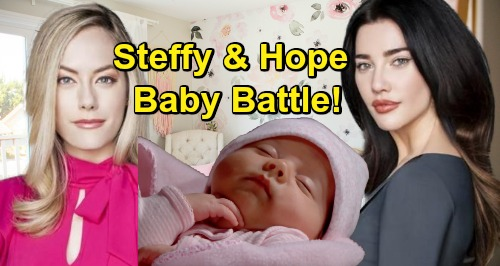The Bold and the Beautiful Spoilers: Suffering Hope Gets Beth Back - Soon-to-Be Sad Steffy Loses Phoebe - Who Deserves Sympathy?