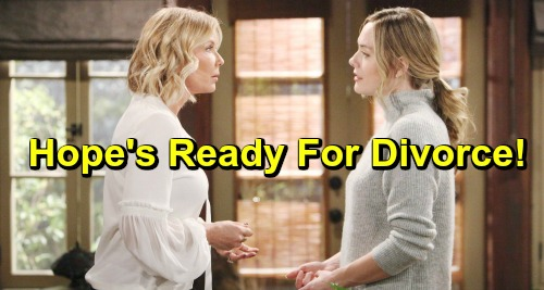 The Bold and the Beautiful Spoilers: Phoebe Obsession Drives Hope and Liam Towards Divorce – Steffy Caught in the Middle