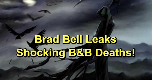 The Bold and the Beautiful Spoilers: Bradley Bell Leaks Shocking B&B Deaths – Baby Beth Secret-Keepers Take It to the Grave