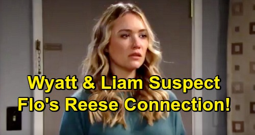 The Bold and the Beautiful Spoilers: Wyatt and Liam Can't Shake Flo Fears – Crucial Clues Leave Reese's Baby Plot in Jeopardy