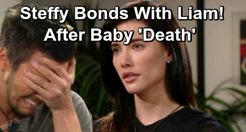 The Bold and the Beautiful Spoilers: Steffy Bonds With Grief-Stricken Liam After Baby 'Death' - Hope's Bitterness Splits Lope