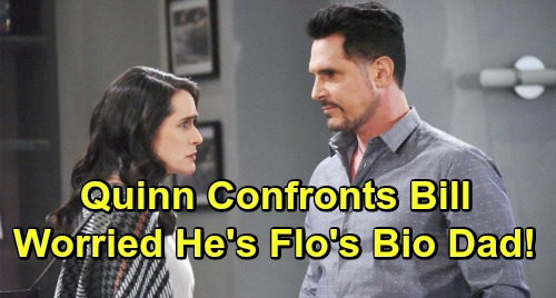bold and the beautiful spoilers quinn forrester rena sofer bill spencer don diamont