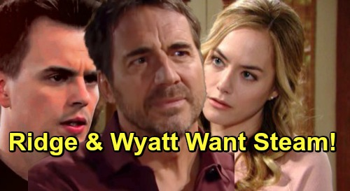 The Bold and the Beautiful Spoilers: Wyatt and Ridge Agree With Hope's Divorce Plan - Convince Liam To Reunite With Steffy