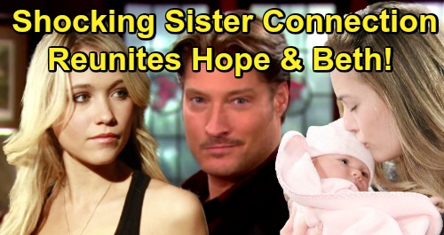 The Bold and the Beautiful Spoilers: New Hope and Flo Sister Clues Surface – Sibling Connection Reunites Beth With Mom?