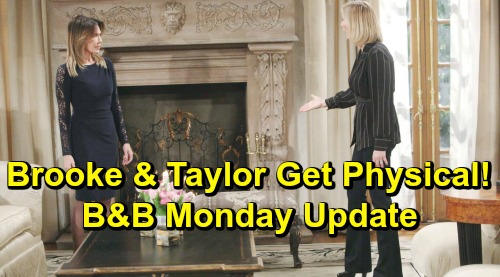bold and the beautiful spoilers update monday march 25