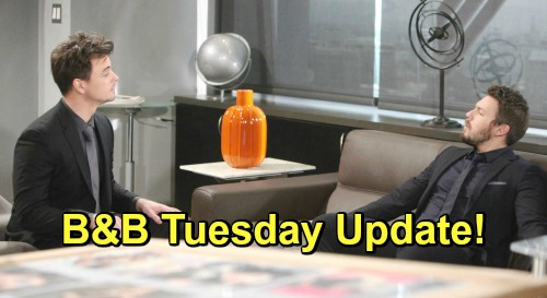 bold and the beautiful spoilers update tuesday march 26