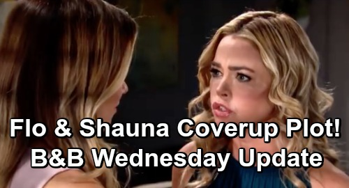 The Bold and the Beautiful Spoilers: Wednesday, April 17 Update – Steffy's Birth Mom Shocker – Shauna and Flo Plot Next Move