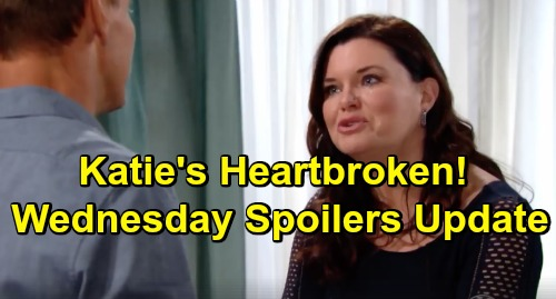 The Bold and the Beautiful Spoilers: Wednesday, February 13 Update – Flo's Stunning Baby Confession – Thorne's Crushing Blow