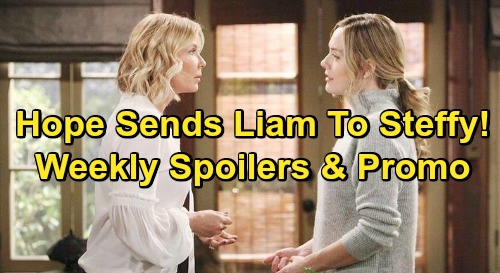 The Bold and the Beautiful Spoilers: Week of February 18 Preview – Fierce Fights, Desperate Pleas and Cowardly Silence