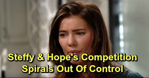 The Bold and the Beautiful Spoilers: Steffy and Hope's Fashion Competition Spirals Out of Control – Feud Explodes Thanks to Thomas' Plot