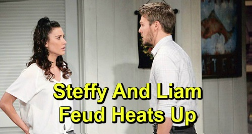 The Bold and the Beautiful Spoilers: Liam and Steffy's Bond Takes a Serious Hit – See Why Co-Parent Feud Could Erupt