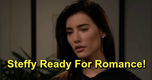 The Bold and the Beautiful Spoilers: Steffy Needs Fun Fling, Deserves It After Misery – Hope For Hot Date with Leo
