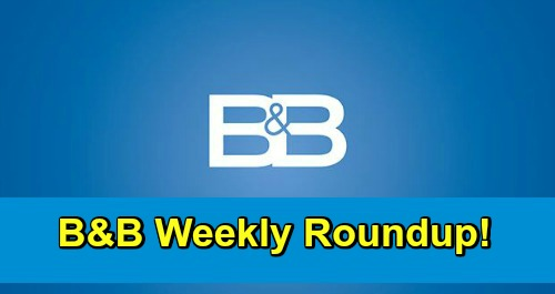 The Bold and the Beautiful Spoilers: B&B News Weekly Roundup – Jacqueline MacInnes Wood's Baby Milestone – Exciting Returns