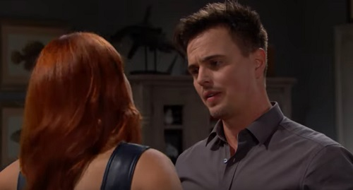 The Bold and the Beautiful Spoilers: Sally Says Yes To Wyatt's Marriage Proposal - But Is Wyatt Really Over Flo?
