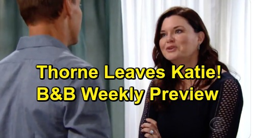 The Bold and the Beautiful Spoilers: Week of February 11 Preview [VIDEO] – Adoption Arrest Threat and a Valentine's Day Split