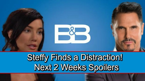The Bold and the Beautiful Spoilers Next 2 Weeks: Bill and Thorne's Vicious Battle – Steffy Finds a Distraction from 'Lope' Pain
