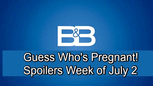 The Bold and the Beautiful Spoilers: Week of July 2-6 – Dangerous Threats, Brutal Pregnancy Bomb and Risky Advice