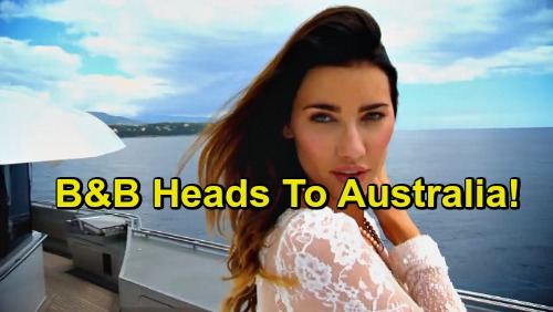 The Bold and the Beautiful Spoilers: B&B Goes To Australia – Down Under Adventure Brings Romance, Twists and Cliffhangers