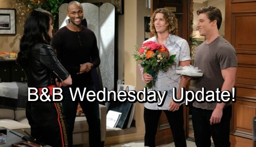 The Bold and the Beautiful Spoilers: Wednesday, October 24 - Brooke and Katie Want Answers - Big Brother Houseguests Offer Gifts
