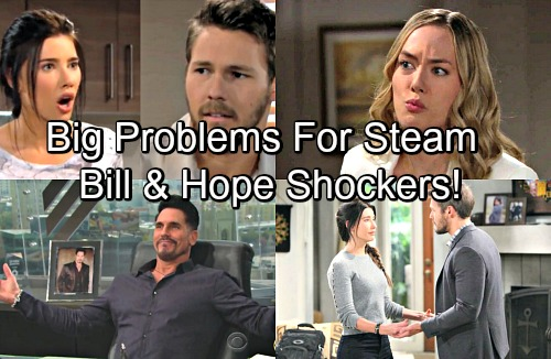 The Bold and the Beautiful Spoilers: Terrible Problems Ahead For