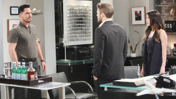 The Bold and the Beautiful Spoilers: Sally Gains Power, Liam Proves He's No Business Leader - Steffy Takes Spencer From Liam?