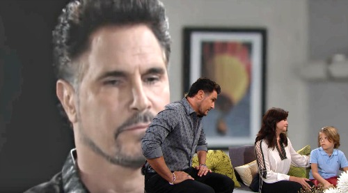 The Bold and the Beautiful Spoilers: Can Bill Ever Be The Dad His Sons Need?