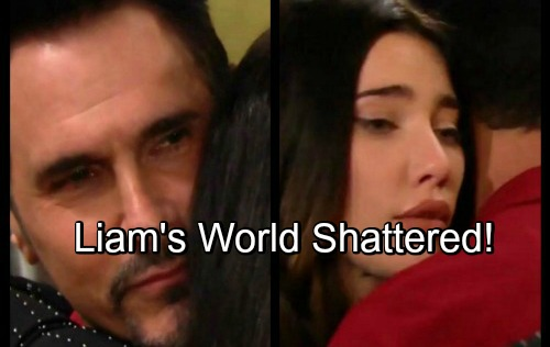 The Bold and the Beautiful Spoilers: Bill Blackmails Steffy with Paternity Shocker – Liam's World Shattered By Real Baby Daddy