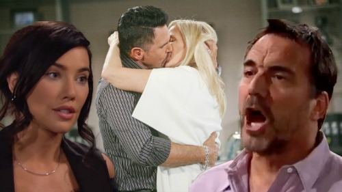 The Bold and the Beautiful Spoilers: Thursday, October 11 – Steffy Ready to Drop Kiss Bomb – Brooke Stuns Katie with the Truth