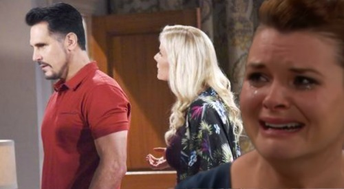 The Bold and the Beautiful Spoilers: Brooke Betrays Katie - Sisters Ripped Apart By Custody Case