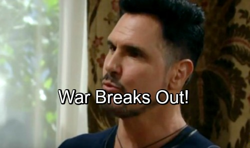 The Bold and the Beautiful Spoilers: Spencer-Forrester War Breaks Out – Unhinged Bill Plays a Dangerous Game
