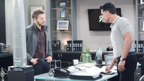 The Bold and the Beautiful Spoilers: Bill Fools Everyone – Sky Will Be Built After All