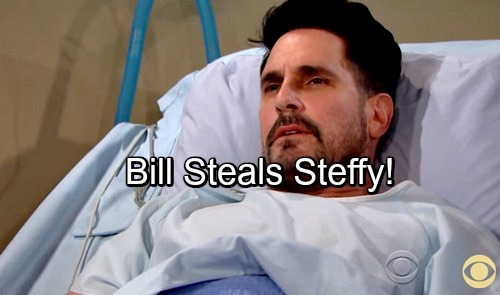The Bold and the Beautiful Spoilers: Bill's Sneaky Plan Is in Full Swing – Liam Cover-up First Step Toward Stealing Steffy