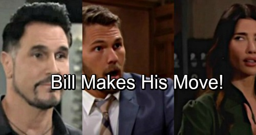 The Bold and the Beautiful Spoilers: Liam Tries to Repair Marriage – Steffy Not Impressed by Guilty Gift, Bill Makes His Move
