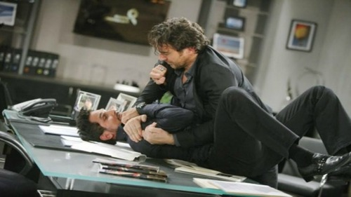The Bold and the Beautiful Spoilers: Week of January 15 - Brooke Disgusted by Bill – Gives Steffy A Pass But Explodes At Her Ex