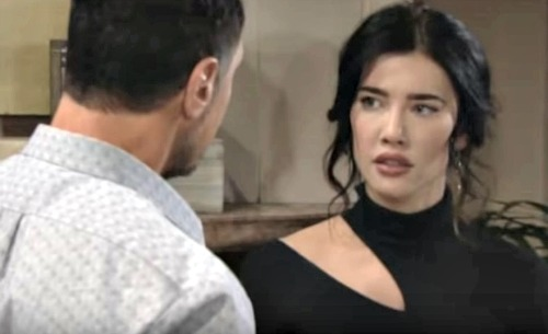 The Bold and the Beautiful Spoilers: Hope Blabs Steffy's Secret To Win Back Liam – Battle for Liam's Heart Starts