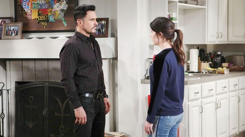 The Bold and the Beautiful Spoilers: Sally and Bill Team Up To Stop Liam From Forgiving Steffy