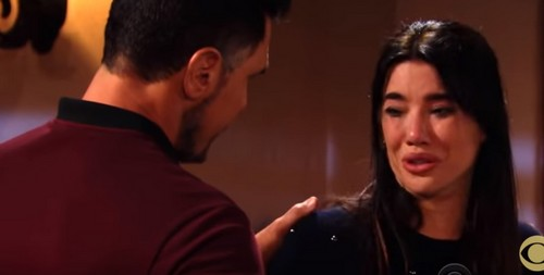 The Bold and the Beautiful Spoilers: Week of November 13 - Disgusted Steffy Walks Out on Liam and Sleeps With Bill
