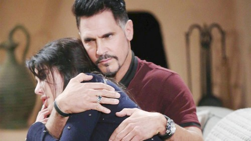 The Bold and the Beautiful Spoilers: Was Bill's Daughter Seen on Ultrasound – Paternity Test Results Questionable?