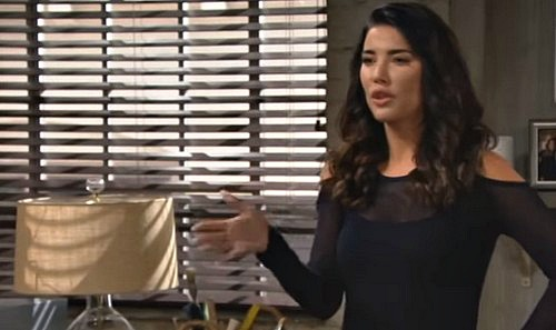The Bold and the Beautiful Spoilers: Steffy Needs To Break Sally's Hold Before She Loses Liam