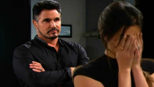 The Bold and the Beautiful Spoilers: Week of December 25 Update - Paternity Test Results Show Liam Is the Father