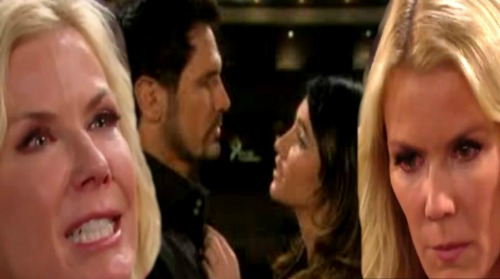 The Bold and the Beautiful Spoilers: Bill and Steffy's Betrayal Sparks Outrage – Wyatt, Katie, Ridge and Brooke Take Sides