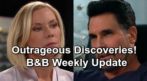 The Bold and the Beautiful Spoilers: Week of December 10 Update – Nasty Conflict, Growing Obsessions and Outrageous Discoveries