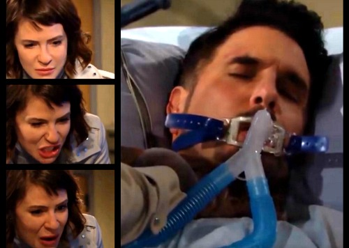 The Bold and the Beautiful Spoilers: Vengeful Caroline Comes Unhinged – Strangles Bill in the Hospital