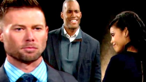 The Bold and the Beautiful Spoilers: Rick Suspected of Shooting Bill – Maya Leans on Carter, Love Blooms as Rick Suffers?